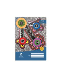 Cultural Choice Scrap Book 90GSM 64 Blank Pages 335x240mm PK x 10