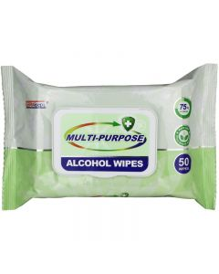 GERMisept Surface Wipes 75% Alcohol Pack of 50 CRT x 24