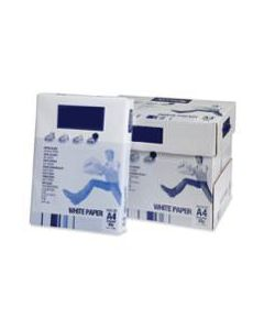 Generic a4 paper 80gsm white - box of 5 reams
