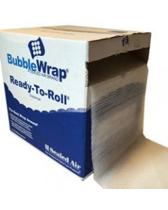 AIRLITE BUBBLE WRAP,750mm PERFORATED 350mm x 50m,DISPENSER BOX