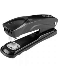 STAT STAPLER,Half Strip Metal Black