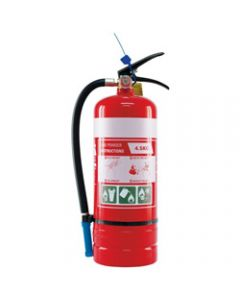 ABE FIRE EXTINGUISHER,Dry Chemical 4.5kg