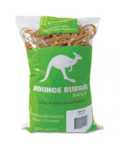 BOUNCE RUBBER BANDS®,SIZE 12 ,500GM BAG
