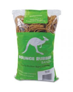 BOUNCE RUBBER BANDS®,SIZE 30 ,500GM BAG