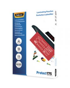 FELLOWES IMAGELAST,Laminating Pouch A3 175 Micron,Pack of 100