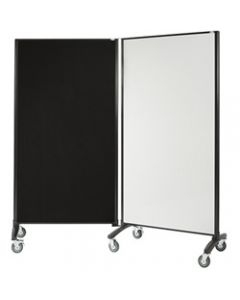 VISIONCHART COMMUNICATE,WHITEBOARD/PINBOARD ROOM,DIVIDER 1800 x 900mm