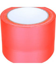 CUMBERLAND CLOTH TAPE,72Mm X 25M,Red
