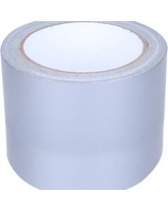 CUMBERLAND CLOTH TAPE,72Mm X 25M,Silver