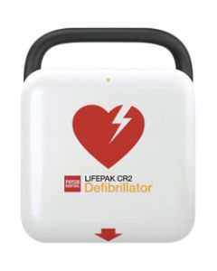 Lifepak CR2 Essential,Defibrillator Semi Automatic,White
