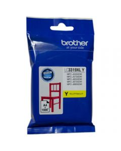 BROTHER INK CARTRIDGE LC-3319XLY Yellow