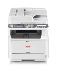 OKI LED MULTI-FUNCTION PRINTER,MC472DNW MONO