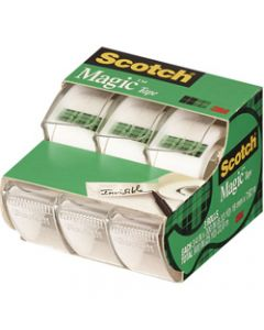 Scotch Magic Tape,3105 19mm x 7.6m Value Pack