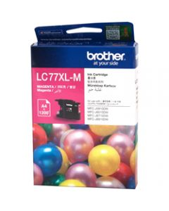 BROTHER INK CARTRIDGE LC-77XLM Magenta