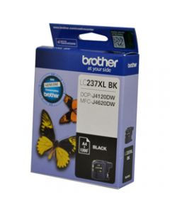 BROTHER INK CARTRIDGE LC-237XLBK Black