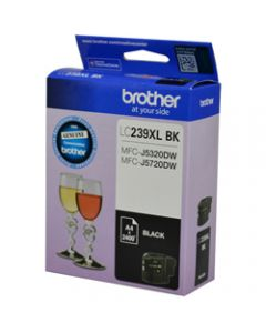 BROTHER INK CARTRIDGE LC-239XLBK Black