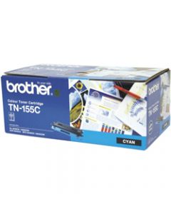 BROTHER TONER CARTRIDGE TN-155C Cyan