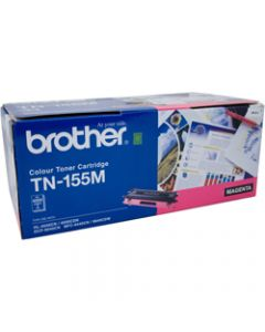 BROTHER TONER CARTRIDGE TN-155M Magenta