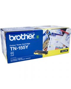 BROTHER TONER CARTRIDGE TN-155Y Yellow