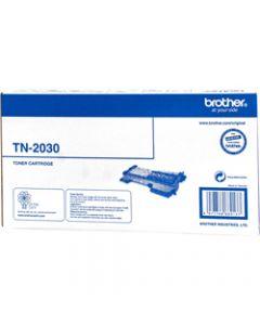BROTHER TONER CARTRIDGE TN-2030 Black