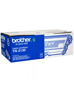 BROTHER TONER CARTRIDGE TN-2130 Black