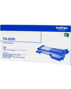 BROTHER TONER CARTRIDGE TN-2250 Black