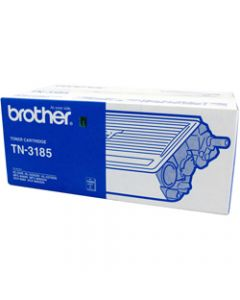 BROTHER TONER CARTRIDGE TN-3185 Black
