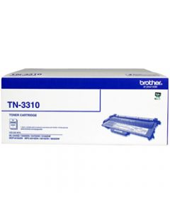 BROTHER TONER CARTRIDGE TN-3310 Black