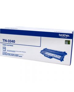 BROTHER TONER CARTRIDGE TN-3340 Black