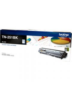 BROTHER TONER CARTRIDGE TN-251BK Black