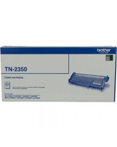 BROTHER TONER CARTRIDGE TN-2350 Black
