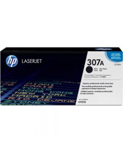HP TONER CARTRIDGE CE740A - 307A Black