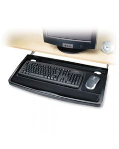 KENSINGTON KEYBOARD DRAWER,SMARTFIT Underdesk Black