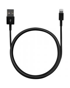 KENSINGTON POWER & SYNC CABLE,With Lightning to USB Cable