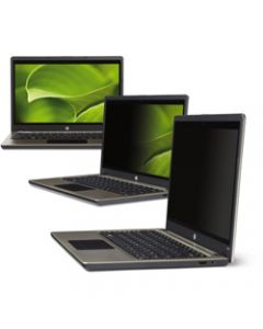 3M Computer Privacy Filter 19 Inch Widescreen Black