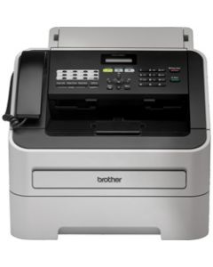 BROTHER FAX-2950 FAX MACHINE,Laser Plain Paper With Handset