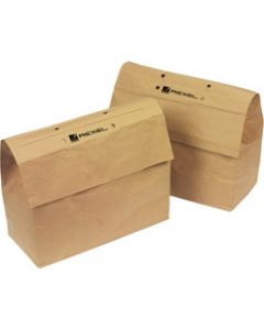 REXEL AUTO+250 WASTE BAGS,400mm x 295mm x 315mm,Recyclable