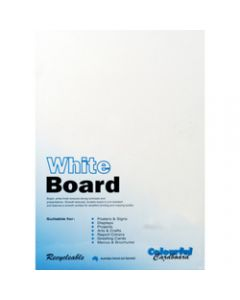 Colourful Days Whiteboard,A3 200gsm White,Pack of 50