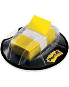 POST-IT FLAGS,680-HVYW Desk Grip,Yellow Pack of 200