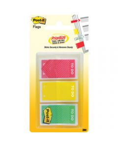 POST-IT FLAGS,682-TODO To Do,Pack of 60