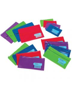 MARBIG NAME PENCIL CASES,Small Summer Colour 225x140mm