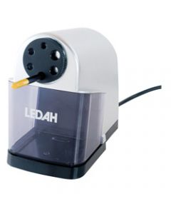LEDAH PENCIL SHARPENER,6 Hole Electric