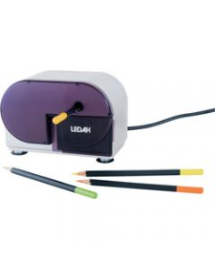 LEDAH PENCIL SHARPENER,1 Hole Electric,