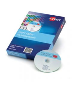 AVERY FILEPRO SOFTWARE,Lateral Filing - Single User
