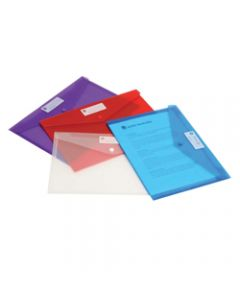 MARBIG DOCULOPE WALLET,A4 Clear