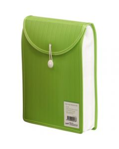 BANTEX TOP LOAD ATTACHE FILE,A4,Green