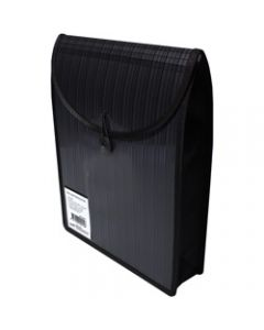 BANTEX TOP LOAD ATTACHE FILE,A4,Black