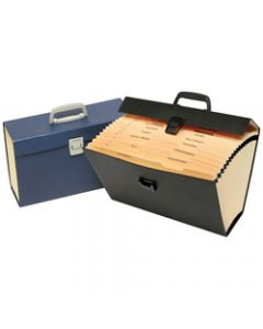 MARBIG CARRY FILE,A-Z,Assorted