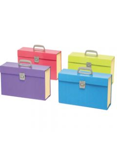 MARBIG CARRY FILE,Summer Colours Assorted