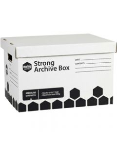 MARBIG ARCHIVE BOX,Strong L420mm x H260mm,x W320mm