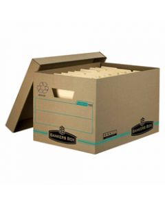 BANKERS BOX 700 ARCHIVE BOX,Basic Strength W384Xh254Xd304